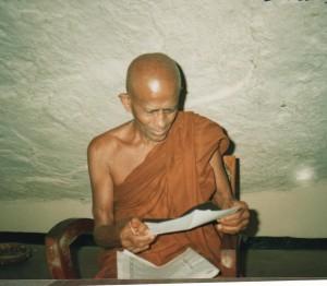 December 1992 Isigilikanda Ven Jinaratana 001